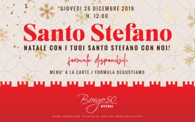 Santo Stefano al Borgo 50!